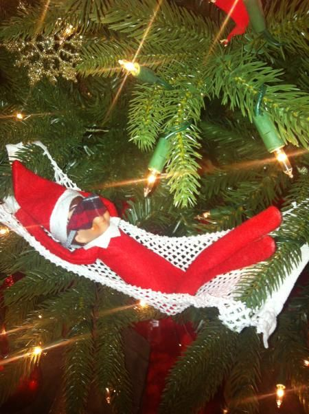 Best 20 elf on the shelf ideas on pinterest elf ideas - Christmas elf on the shelf wallpaper ...