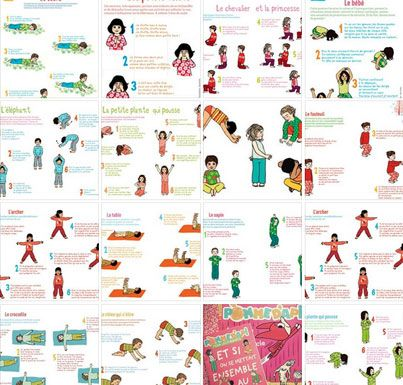 Le Yoga Pour Les Enfants ! By Pomme D'Api | Plus De Mamans