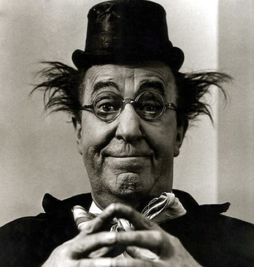 Ed Wynn, uncle Albert and the mad hatter. Love him