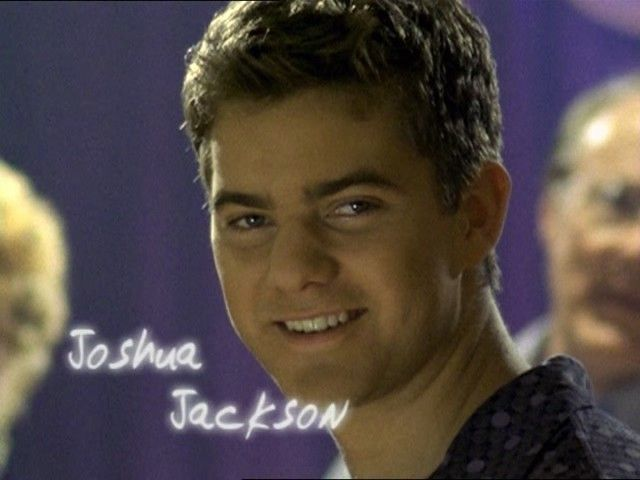 ... TV Character- Pacey Witter played by Joshua Jackson in Dawson's Creek