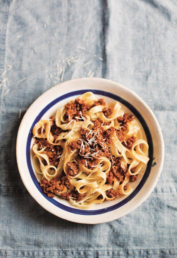 Ragu Alla Bolognese   Guest Recipes   Nigella's Recipes   Nigella Lawson
