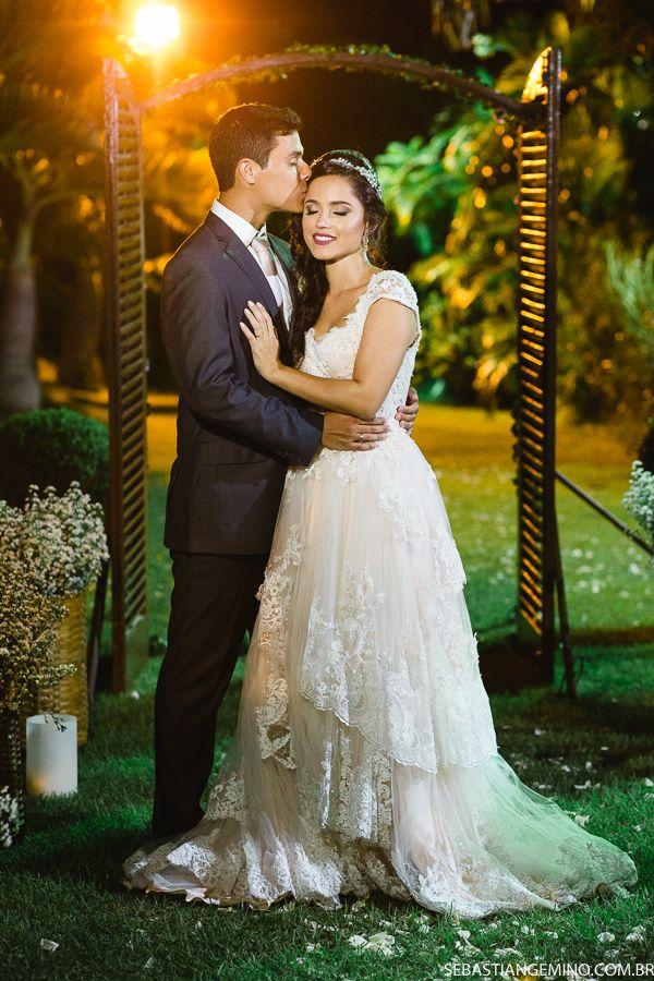 Casamento no jardim | Juliana + Rodrigo