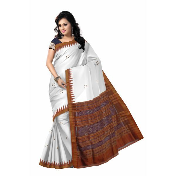 Best Sambalpuri Silk Sarees online shopping - Odisha Saree Store