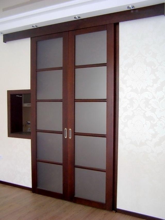 Оклейка дверей обоями фото все, чтобы
