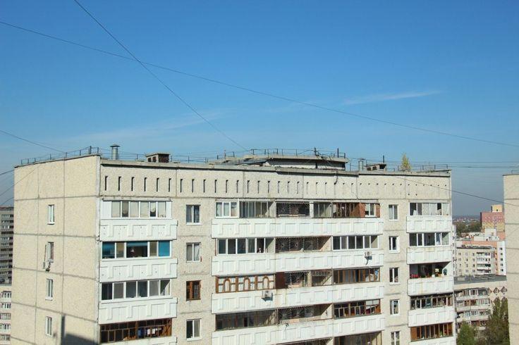 В Тюмени наконец-то разбили сад на крыше многоэтажки? | Уральский меридиан