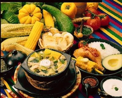 Sin Gluten Free: Ajiaco con Pollo