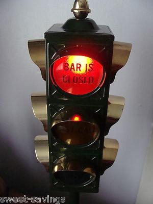 1960u0027S BAR LIGHT TRAFFIC LIGHT - WORKING - BAR IS CLOSED LAST CALL AND BAR & 809 best SEMAFORS images on Pinterest   Traffic light ... azcodes.com