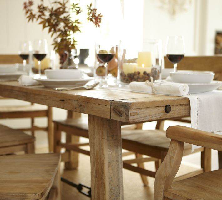 pottery barn dining room home sweet home pinterest