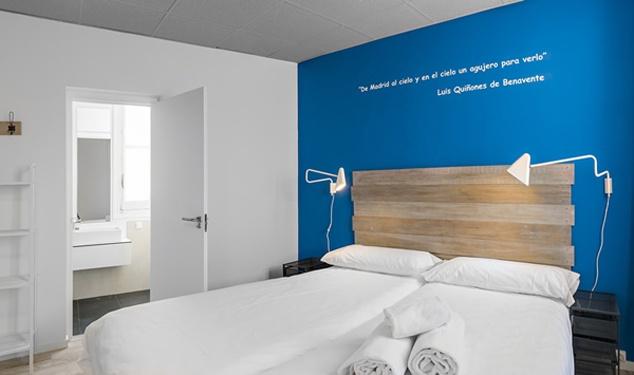 U Hostel en Madrid