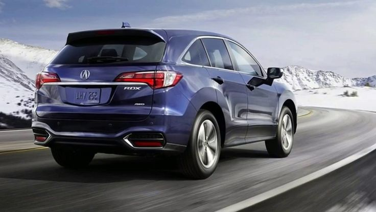 [HOT REVIEW 2017!!] Acura RDX Advance Snow Turbo Technology Package Acur...