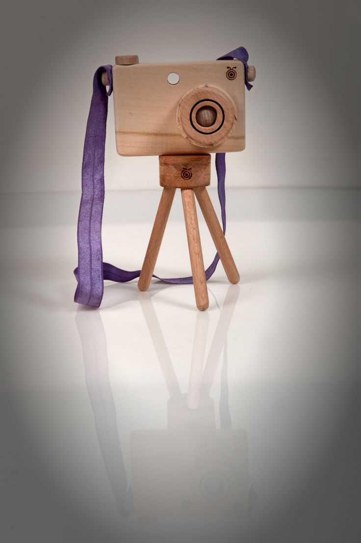 personalized camera and tripod