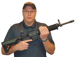 Mark Foster, Master #Gunsmith and AGI Instructor