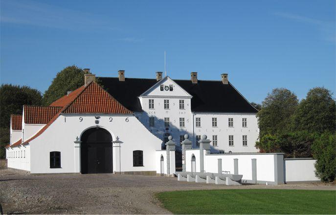 Trøjborg slot massage holstebro