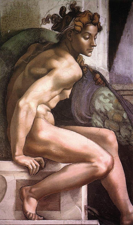 habilis habilis: Μιχαήλ Άγγελος - Michelangelo