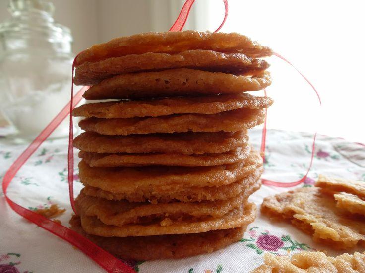 Dutch baking mum: Hollandse boterbiesjes