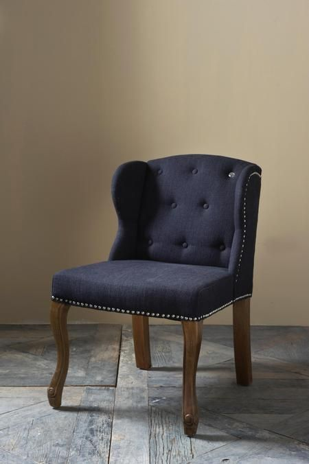 €479,- Keith Lowback Wing Chair #living #interior #rivieramaison