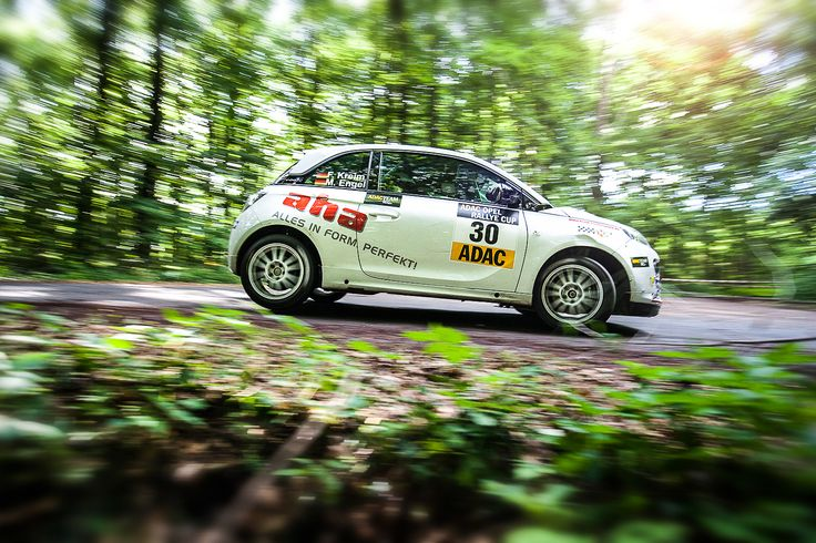 Seeking thrills? Follow Opel Motorsport on Facebook to find out more about international rally events and championships.