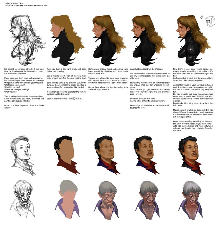 Rendering tips by *Smirtouille