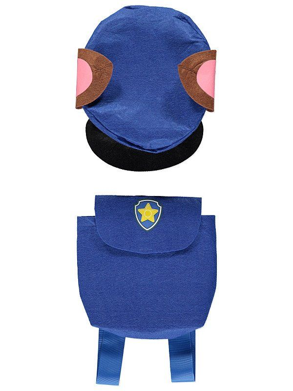 Paw Patrol Chase Fancy Dress Costume - Novelty-Characters - 4