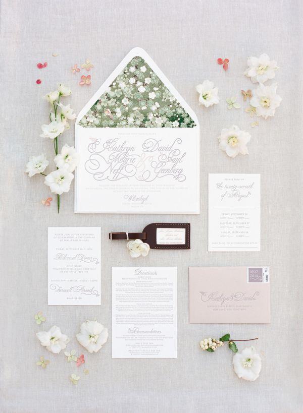 127 best Elegant Wedding Invitations images on Pinterest | Elegant ...