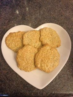 Slimming World: Syn Free Oat biscuits. Remove the yolks to improve WW points
