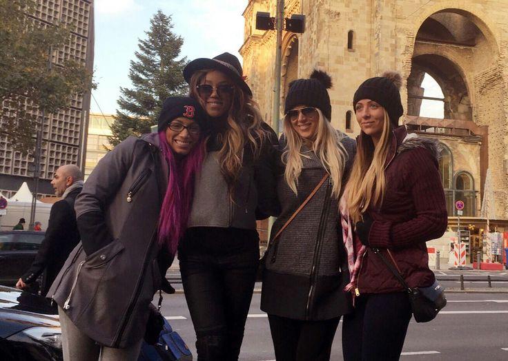 Sasha Banks, Alicia Fox, Emma, Lana