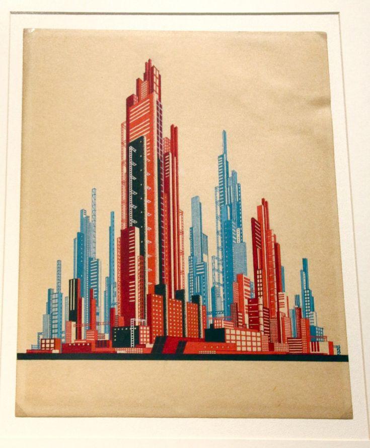 Воспоминание о будущем или архитектурные сказки | FotoСфера