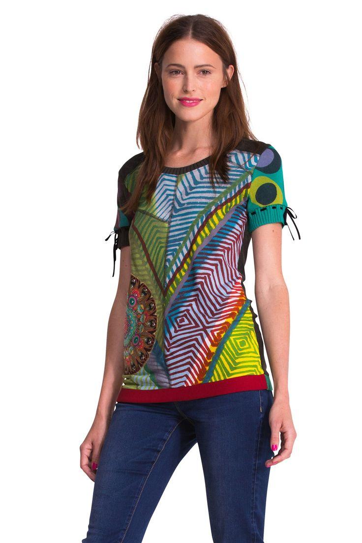 Desigual T Shirt Buri Catbibi Shirts T Shirt Women