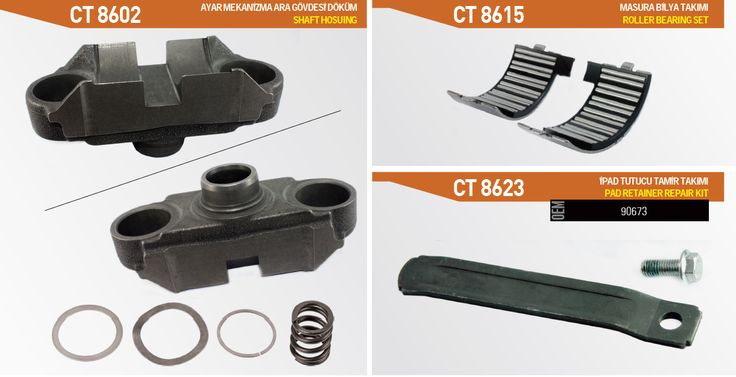 Caliper Repair Kits: Visit Our ShowRoom and Office in istanbul During  ...
