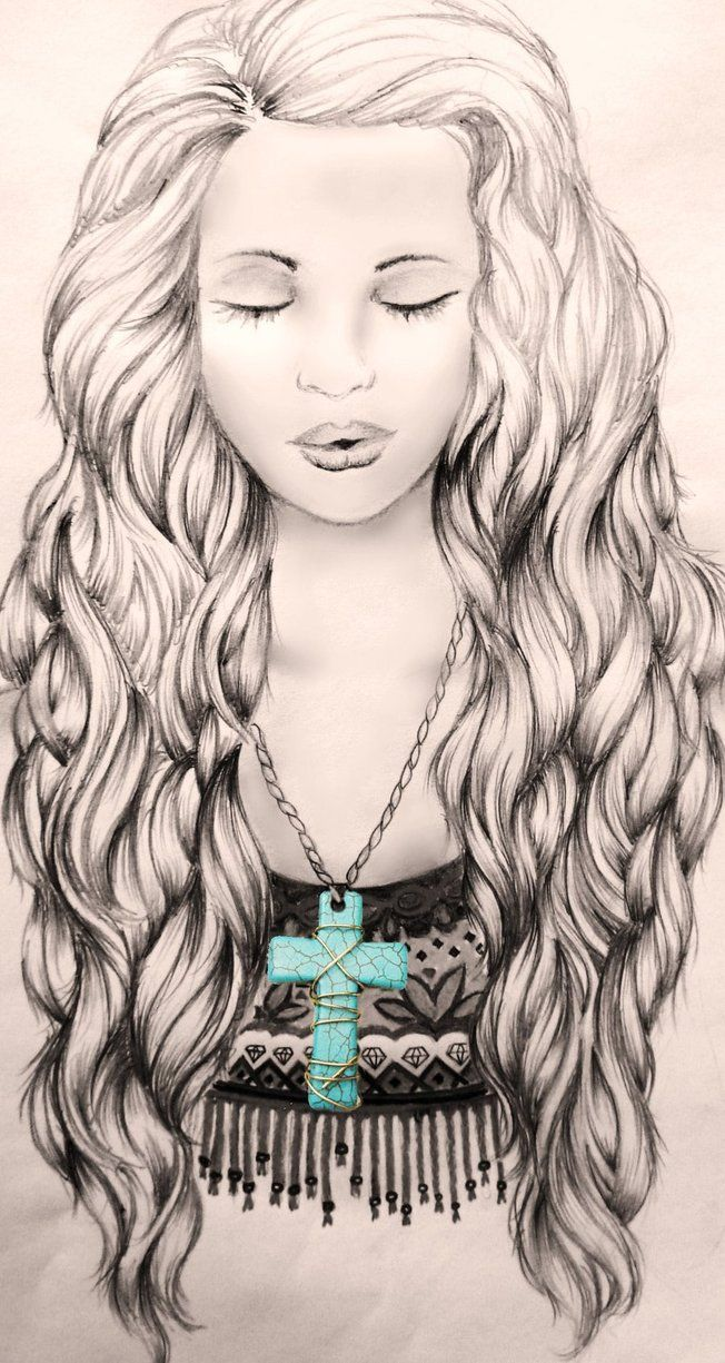 cross necklace by KristinaWebb on DeviantArt