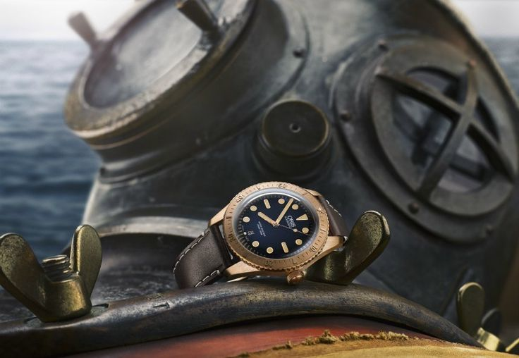 Oris Carl Brashear Limited Edition Dive Watch Watch Releases Coming very soon  Pre-order info@gioielleriamanetti.it