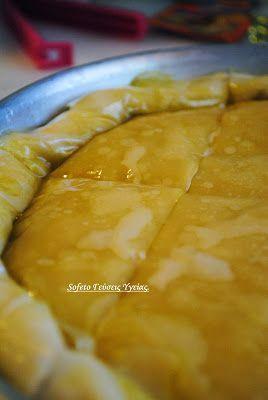 Γαλακτομπούρεκο, χωρίς ζάχαρη και βούτυρο!!! Συνταγές για διαβητικούς Sofeto Γεύσεις Υγείας.
