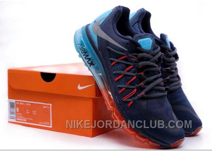 http://www.nikejordanclub.com/low-price-2015-nike-air-max-mens-running-shoes-on-sale-blue-and-red.html LOW PRICE 2015 NIKE AIR MAX  MENS RUNNING SHOES ON SALE BLUE AND RED Only $97.00 , Free Shipping!