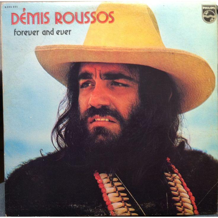 R.I.P. Demis Roussos - Nτέμης Ρούσσος…Forever And Ever…