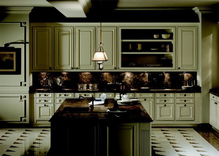 Cocina cl sica de lujo mayfair de gunni trentino - Gunni trentino cocinas ...