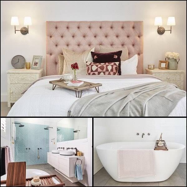 Spoiler Alert: Congratulations to this week's Masters of the Master Suite: @joshandelyse! Your bedroom and ensuite were stunning and sophisticated and we are in love with all your statement pieces! Shop the look at http://ift.tt/1v9jaEU (link also in bio) #9theblock #theblock http://ift.tt/2gTKfwH