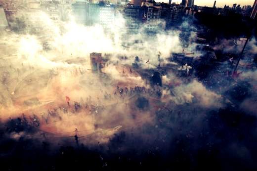 11.06.2013 gezi parkı/taksim - istanbul