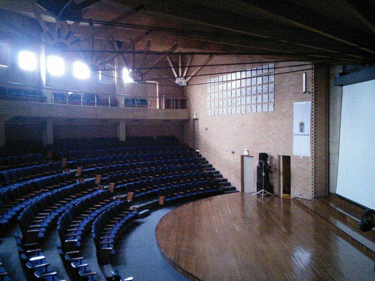 Auditorio Centro Cultural Moravia + Medellín,Ant.