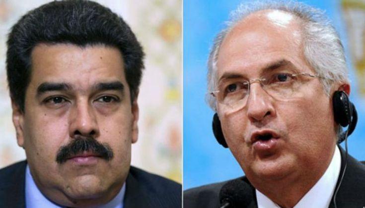 """¡Bombazo! Ledezma: el gobierno de Maduro debe ser reconocido como una """"narcotiranía"""""""