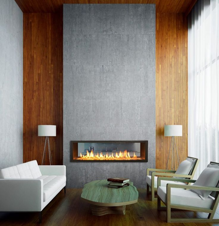 gas fireplace with elegance!