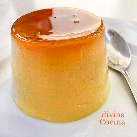 Este flan de limón y leche condensada se prepara sin horno ni baño María. Es sabroso y consistente y siempre sale bien, con el punto justo de azúcar.