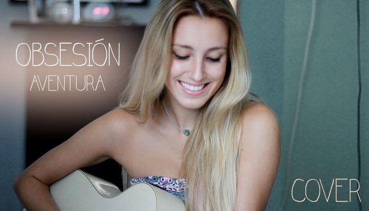 Obsesión- Aventura (Cover by Xandra Garsem)