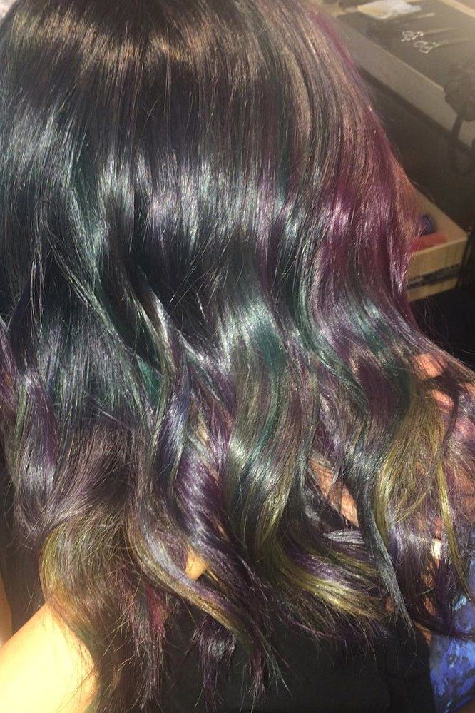 Hair Color Trends of 2015 - Every Hair Color Trend This Year - Hair Color Transformations | Teen Vogue