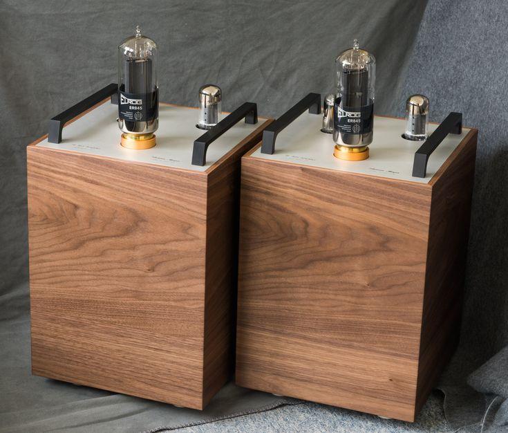 VinylSavor: 845 Mono Amplifiers - Part 3