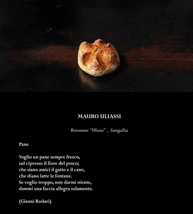 Mauro Uliassi   L'Arte del pane - LARTE, Milano