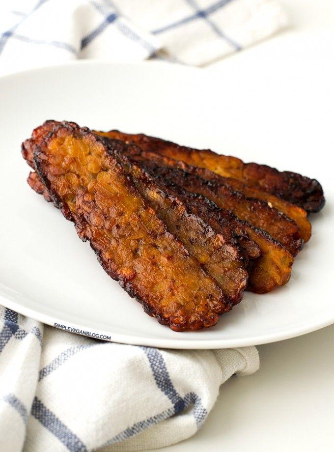 Tempeh Bacon | http://simpleveganblog.com/tempeh-bacon/