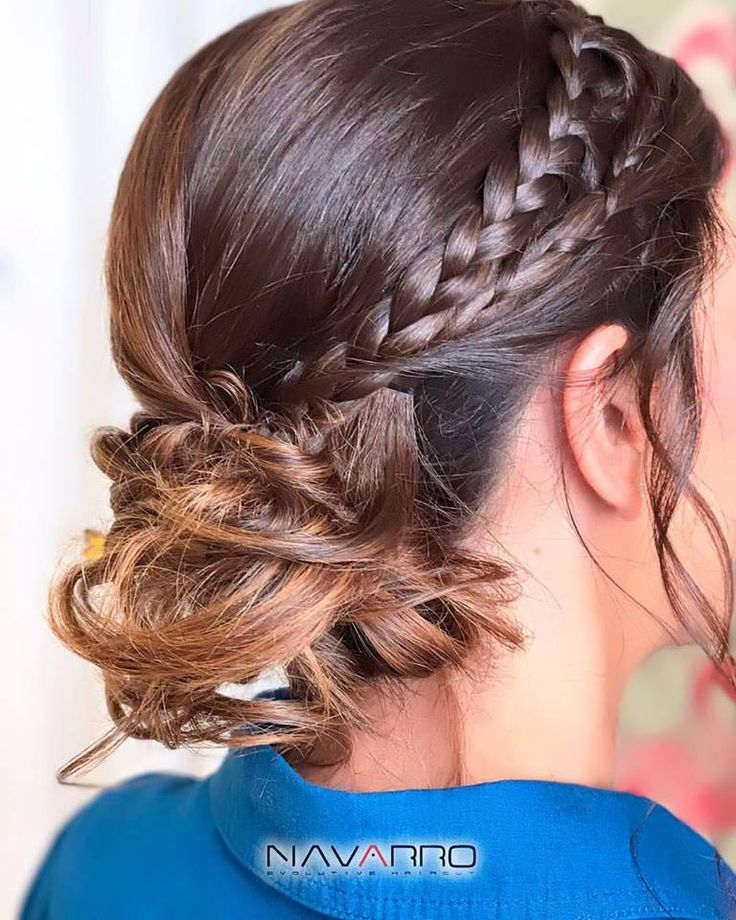Cómo disfrutamos la temporada de bodas en @NavarroEstilistas ! Hoy queremos compartimos un precioso recogido, ideal para ser la invitada perfecta 😍❤️ #Recogidos #Peinados #InvitadaPerfecta #Bodas #HairStyle #Peluquería
