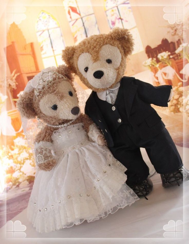 Duffy and Shellie May are officially married thanks to this photo of their wedding!
