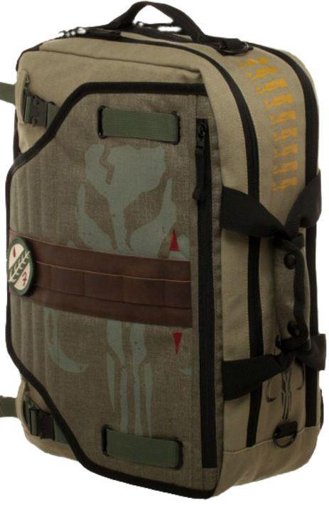 Boba Fett Convertible Star Wars Backpack