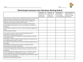 English Language Arts Standards » Writing » Grade 3